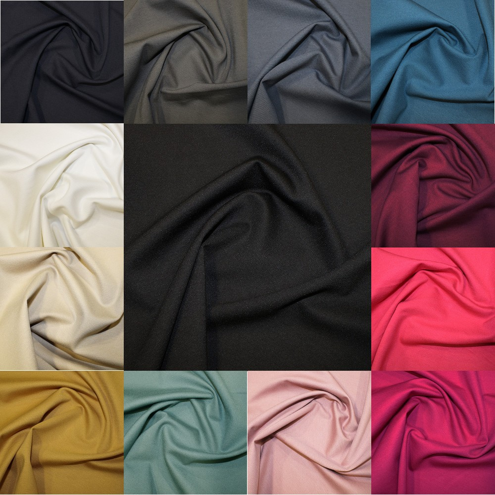 Heavy Ponte Roma Fabric...