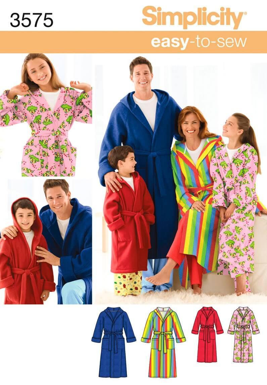 Miss/Men/Child Sleepwear...
