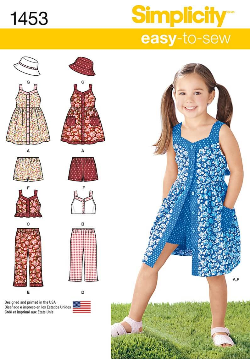 Childs Dress with Bodice...