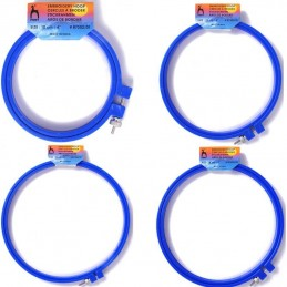 Pony Embroidery Hoops Screw 10cm, 15cm, 18cm, 20cm, 25cm