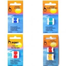 Pony Knitting Row Counter Choice 4 Sizes