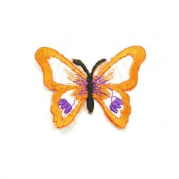 Cute Little Butterflies Design A Iron On Motifs