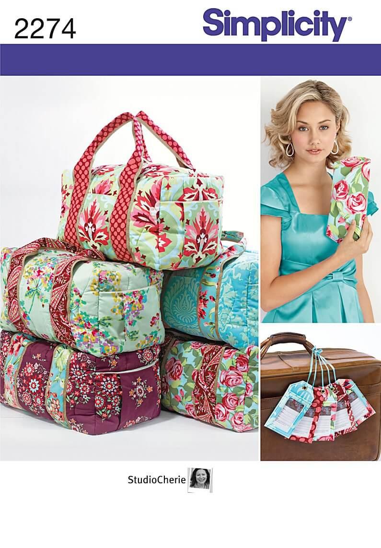 Simplicity Misses' Bags...