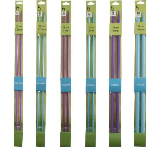 P33806-M per pack Pony Rosewood Knitting Needles