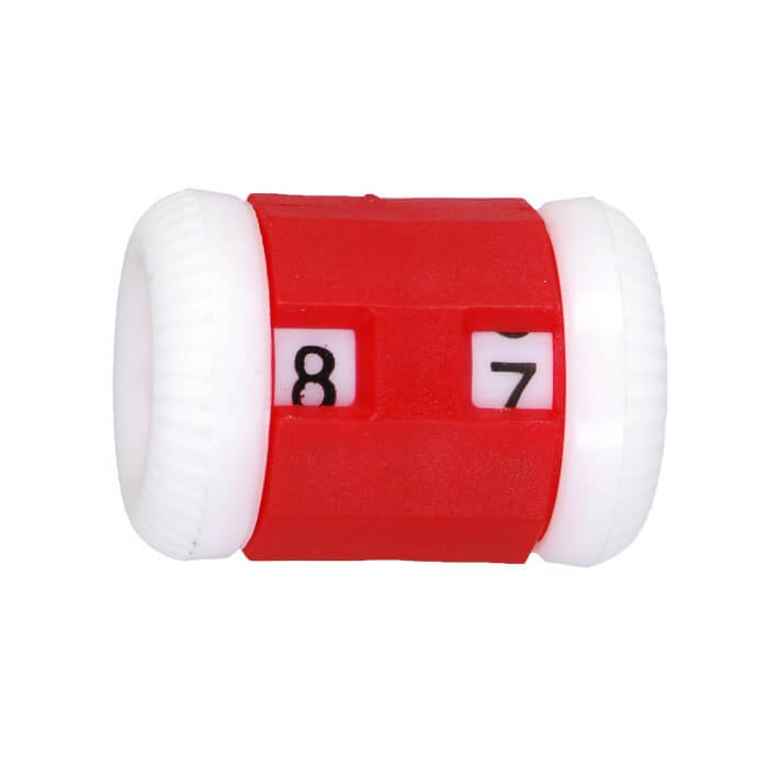 KnitPro Row Counter Large: Sizes 4.5 - 6.5mm Knitting Accessories