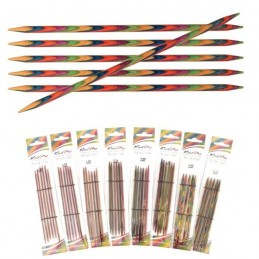 Knitpro Symfonie Double Pointed Needles 10cm, 15cm And 20cm