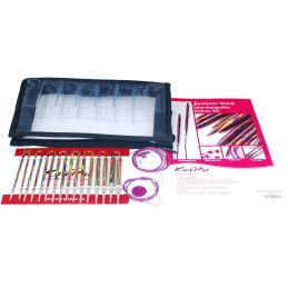Knitpro Symfonie Interchangeable Knitting Needles: Deluxe Set