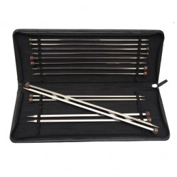 25cm KnitPro Nova Cubics Single Pointed Knitting Needle Set