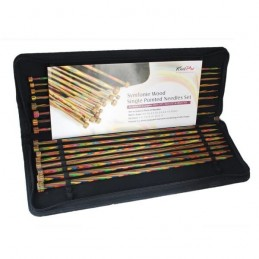 25cm KnitPro Symfonie Single Pointed Knitting Needle Set