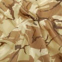 Desert Camo Ripstop Fabric Army Military Camouflage