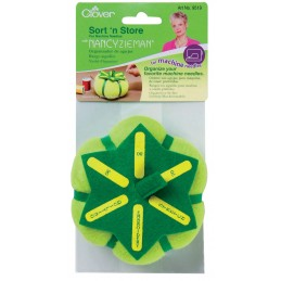 Clover Sort n Store Pin Cushion for Machine Needles