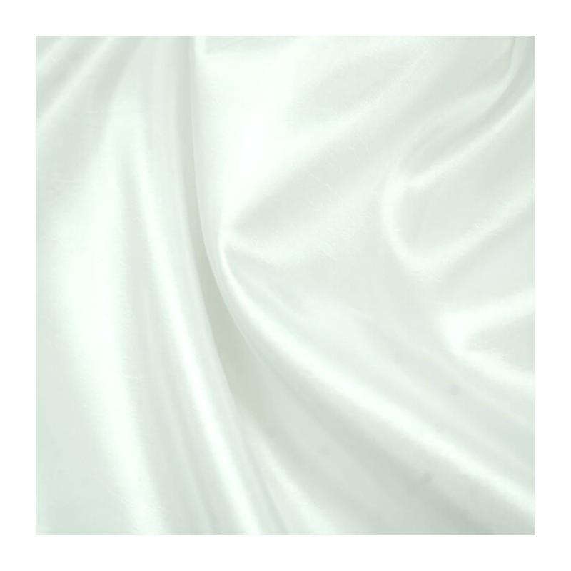 White Taffeta Fabric Silk & Satin Look Crisp Feel and a Metallic Sheen Prom, Bridal, Wedding Dress