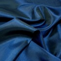 Navy Taffeta Fabric Silk & Satin Look Crisp Feel and a Metallic Sheen Prom, Bridal, Wedding Dress