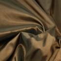 Brown Taffeta Fabric Silk & Satin Look Crisp Feel and a Metallic Sheen Prom, Bridal, Wedding Dress