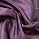 Purple Taffeta Fabric Silk & Satin Look Crisp Feel and a Metallic Sheen Prom, Bridal, Wedding Dress