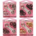 Hemline 10 x 14mm Eyelets with Tool Starter Kit