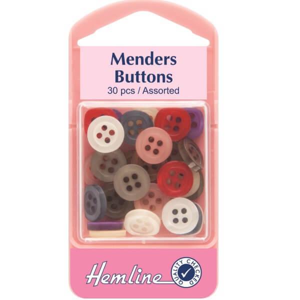 Hemline 30 x Mixed Menders...