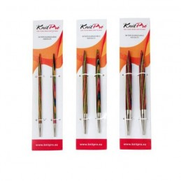 Knitpro Symfonie Interchangeable Circular Knitting Needles - Normal