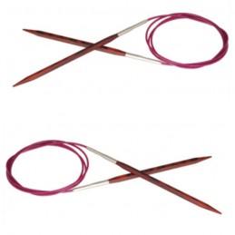 150cm Knitpro Cubics Fixed Circular Knitting Needles 3mm - 8mm