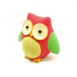 Pin Owlie Owl Soft Belly Pin Cushion