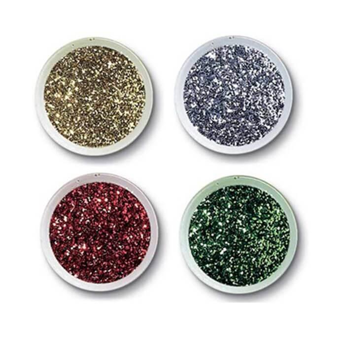 50g Trimits Craft Glitter In 7 Colours