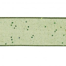 Berisfords 15mm Random Glitter Ribbon 20m Roll