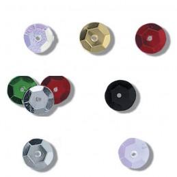 Extra Value Tiny 10mm Shiny Craft Cup Sequins Trimits