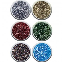 15 Gram Pot Trimits Ultra Fine Craft Glitter In 10 Colours