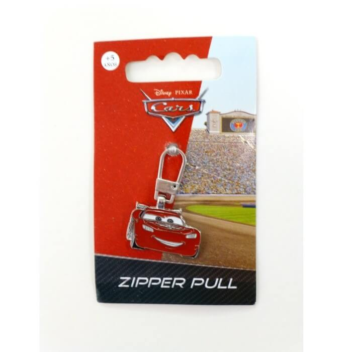 Disney Cars Zipper Pull
