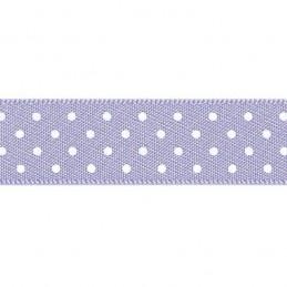 15mm Berisfords Micro Dot Spots Ribbon Polka Dots Polyester Craft