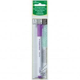 Clover Air Erasable Marker - Extra Fine - Purple
