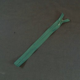 """41cm / 16"""" Invisible Concealed Zip Metal End Nylon Fastener No.3 Weight"""