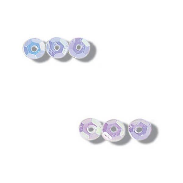 Transparent Extra Value Tiny 5mm Shiny Craft Cup Sequins 1200 Trimits