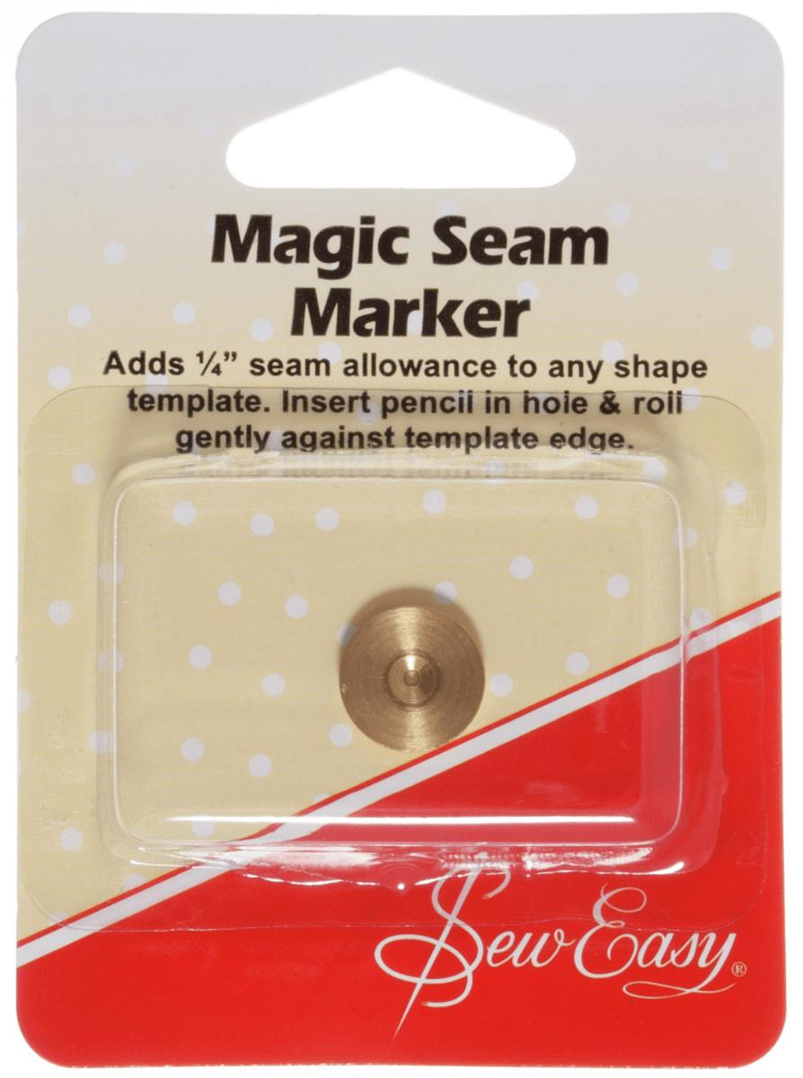 Sew Easy Magic Seam Guide Marker Adds 6mm Seam Allowance