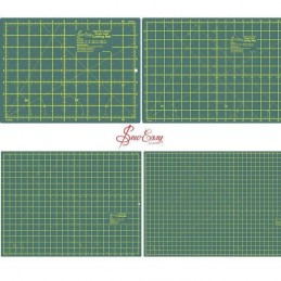 Sew Easy Cutting Mat Double Sided Imperial Metric