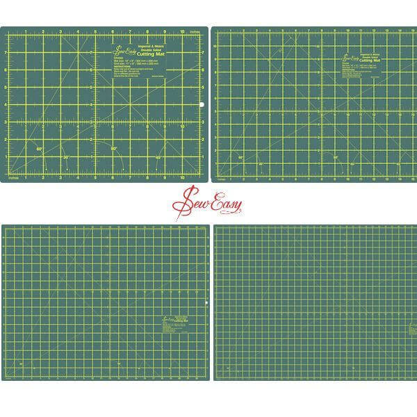 Sew Easy Cutting Mat Double...