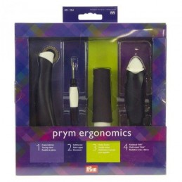 Prym Ergonomics Sewing Kit 4 Piece Box Sewing Tools Crafts