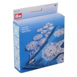 Prym Daisy Rosette Flower Loom Kit With Interchangeable Pegs