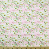 Daisy Daisies Floral Flower Summer Pride Bloom 100% Cotton Poplin Fabric