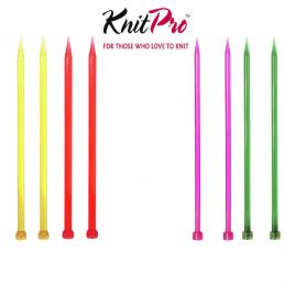 KnitPro Trendz Single Pointed Knitting Pins Needles 35cm