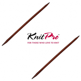 5x Knitpro Cubics Double Pointed Knitting Needles: 20cm