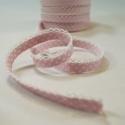 Polka Bias Light Pink