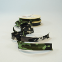 18mm Arctic Jungle Camouflage Cotton Bias Binding