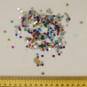 400 x Square Multicolour Gems Embellishments