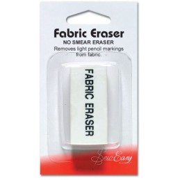 Fabric Eraser No Smear