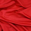 Plain Lycra Spandex Stretch Fabric Red