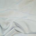 Plain Lycra Spandex Stretch Fabric White