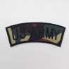 US Army United States Embroidered Thermo Iron On Motif