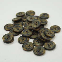 5, 10 or 20 x 15mm Army Camouflage Military Craft Buttons