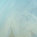 Dress Net Tutu Mesh Tulle Fancy Fairy Bridal Petticoat Material Fabric Frozen Blue